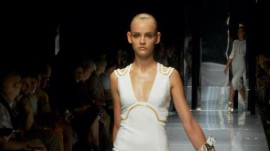 Versace: Spring 2011 Ready-to-Wear