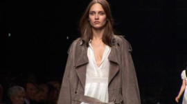 Burberry Prorsum: Fall 2009 Ready-to-Wear