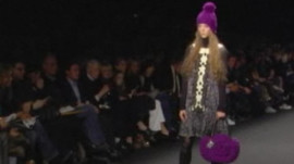 Anna Sui: Fall 2007 Ready-to-Wear