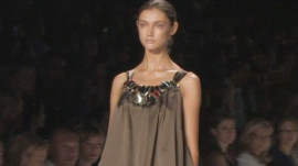 Vera Wang: Spring 2008 Ready-to-Wear