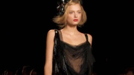 Donna Karan: Fall 2008 Ready-to-Wear