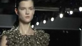 Yves Saint Laurent: Fall 2007 Ready-to-Wear