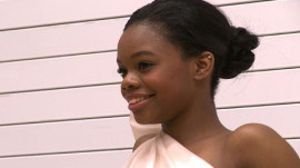 Gabby Douglas's Teen Vogue Photo Shoot