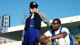Kevin Durant's Teen Vogue Photo Shoot