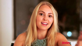 Anna Sophia Robb's Teen Vogue Cover Shoot