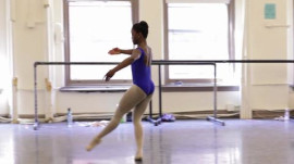 Michaela DePrince's Teen Vogue Photo Shoot