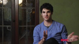 Darren Criss's Teen Vogue Photo Shoot
