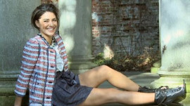 Jessica Szohr's Teen Vogue Cover Shoot
