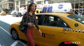 Alexa Chung Takes You to Her Favorite Shops in New York City