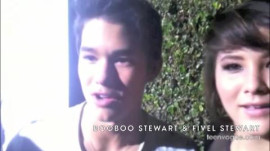 Celebrity Interviews on the 8th Annual Teen Vogue Young Hollywood Party Red Carpet