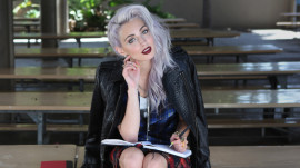Brittany Balyn's Punk Lookbook