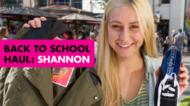 Back-to-School Saturday Haul with Shannon Barker