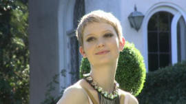 Mia Wasikowska's Teen Vogue Cover Shoot
