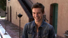 Xavier Samuel's Teen Vogue Photo Shoot