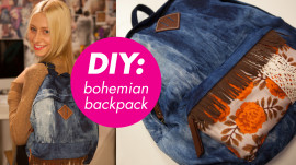 How to Customize Your Backpack