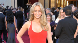 Red-Carpet Road Trip: Jennifer Lawrence