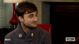 "Daniel Radcliffe on ""Kill Your Darlings"""