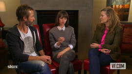 "Guy Pearce and Felicity Jones on ""Breathe In"""
