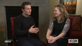 "Jonathan Groff on ""C.O.G."""