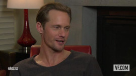 "Alexander Skarsgard on ""The East"""
