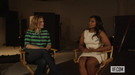 Mindy Kaling on Her Comedic Influences and What Makes Her Laugh