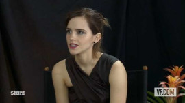 "Emma Watson on ""The Bling Ring"""