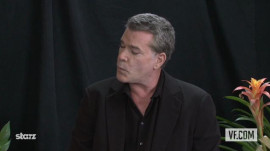 "Ray Liotta on ""The Iceman"""