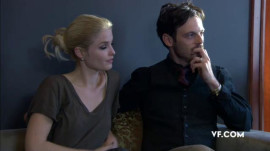 "Whitney Able & Scoot McNairy on ""Monsters"""