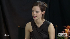 "Emma Watson on ""The Perks of Being a Wallflower"""