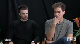 "Chris Evans & Michael Shannon on ""The Iceman"""
