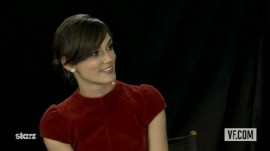 "Keira Knightley on ""Anna Karenina"""
