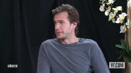 "James D'Arcy on ""Cloud Atlas"""