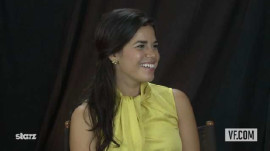 "America Ferrera on ""End of Watch"""