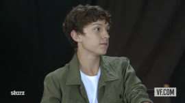 "Tom Holland on ""The Impossible"""