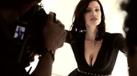 Mad Men's Megan, a Sultry Jessica Paré