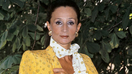 The Best-Dressed Women of All Time: Jacqueline De Ribes