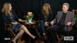 "Christopher Walken & Catherine Keener on ""A Late Quartet"""