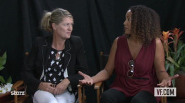 "Maiken Baird & Michelle Major on ""Venus and Serena"""