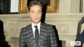 The Next-Dressed List: Ed Westwick