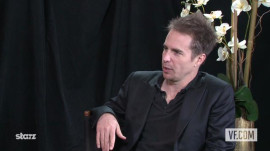 "Sam Rockwell on ""Seven Psychopaths"""