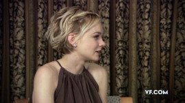 "Carey Mulligan on ""Never Let Me Go"""
