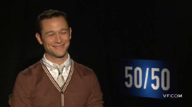"Joseph Gordon Levitt on ""50/50"""