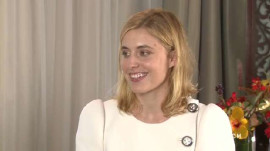 "Greta Gerwig on ""Damsels in Distress"""