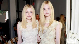 The Next-Dressed List: Elle and Dakota Fanning