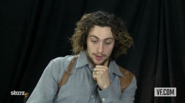 "Aaron Taylor-Johnson on ""Anna Karenina"""
