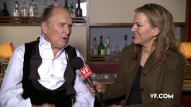 Behind the Scenes: Robert Duvall on the 2011 Hollywood Issue Cover Shoot