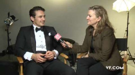 Behind the Scenes: James Franco on the 2011 Hollywood Issue Cover Shoot