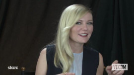 "Kirsten Dunst and Walter Salles on ""On the Road"""