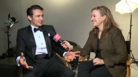 James Franco on co-hosting the 83rd Academy Awards