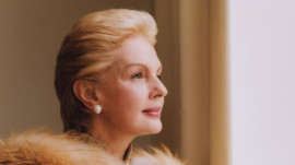The Best-Dressed Women of All Time: Carolina Herrera